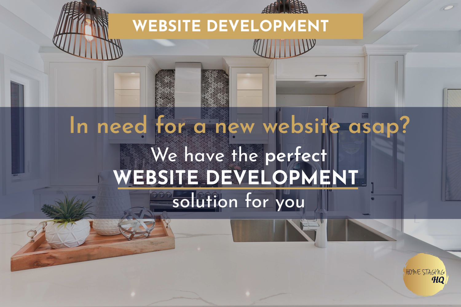 HSHQ Website Development